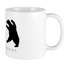 Exit, Pursued By A Bear - Mug