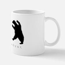 Exit, Pursued By A Bear - Mug