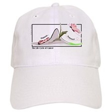 Life Cycle of Cancer Baseball Cap