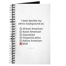 Ethnic Mutt Journal