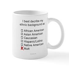 Ethnic Mutt Mug