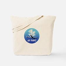 Air France Airlines Tote Bag