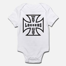 West Coast Loggers Infant Bodysuit