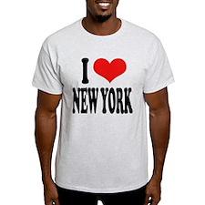 I * New York T-Shirt
