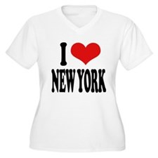 I * New York T-Shirt