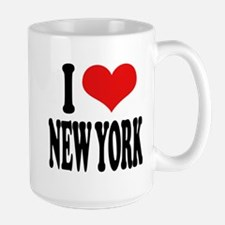 I * New York Mug