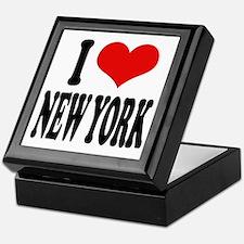 I * New York Keepsake Box