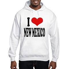 I Love New Mexico Hoodie