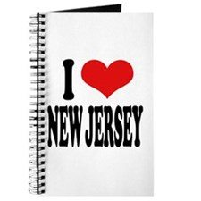 I Love New Jersey Journal
