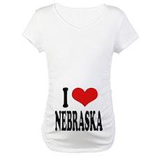 I Love Nebraska Shirt