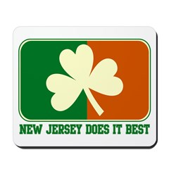 Luck of The Irish Mousepad