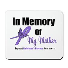 Alzheimer's Memory Mother Mousepad