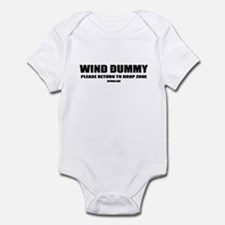 WIND DUMMY Infant Bodysuit