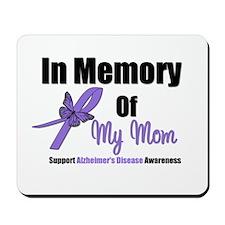 Alzheimer's Memory Mom Mousepad