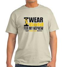 I Wear Gold For My Nephew T-Shirt