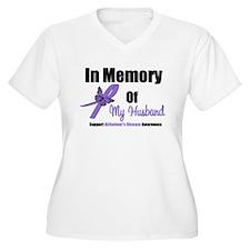 Alzheimer's Memory Husband T-Shirt