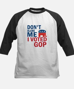 Don't Blame Me I Voted Republ Tee