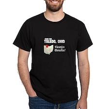 Come See Toledo, Ohio, Vacati T-Shirt