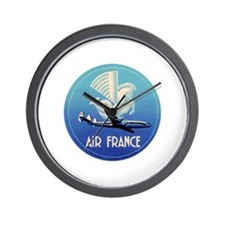 Air France Airlines Wall Clock
