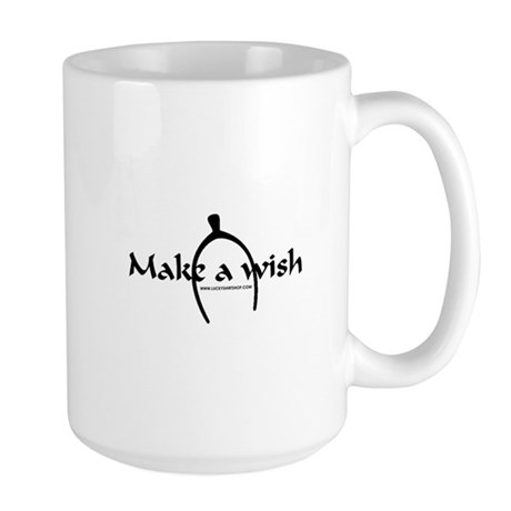 Make A Wish Large Mug