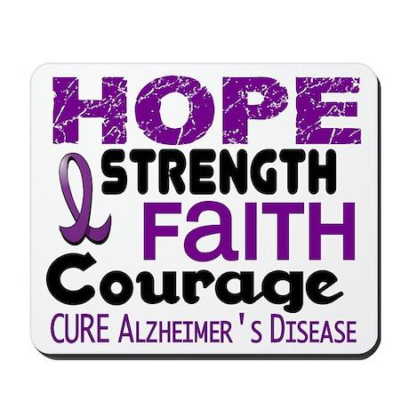 HOPE Alzheimer's Disease 3 Mousepad