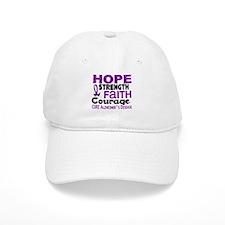 HOPE Alzheimer's Disease 3 Baseball Cap