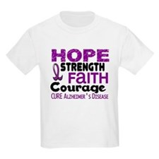HOPE Alzheimer's Disease 3 T-Shirt