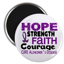 HOPE Alzheimer's Disease 3 Magnet