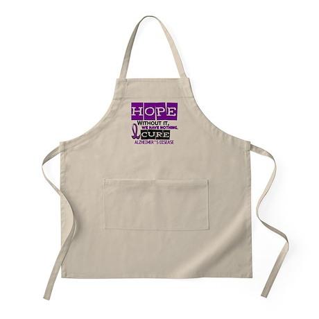 HOPE Alzheimer's Disease 2 BBQ Apron