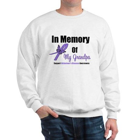 Alzheimer's Memory Grandpa Sweatshirt