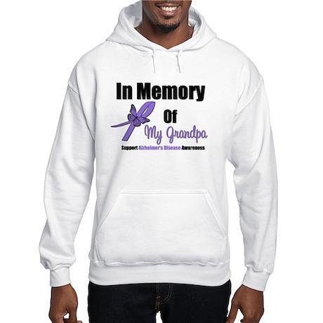 Alzheimer's Memory Grandpa Hooded Sweatshirt