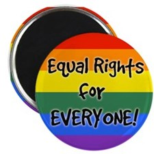 equal rights for everyone Magnet