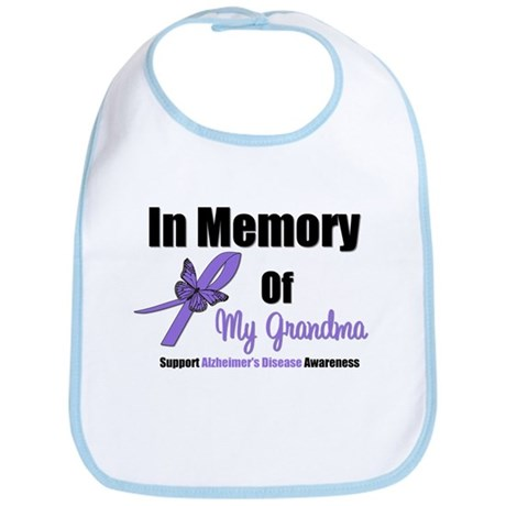 Alzheimer's Memory Grandma Bib
