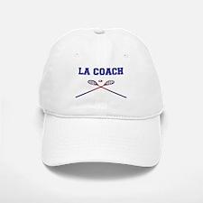 Lacrosse Coach Baseball Baseball Cap