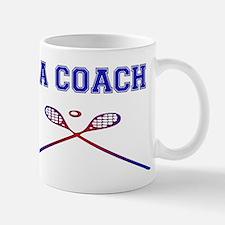 Lacrosse Coach Mug