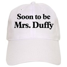 Soon to be Mrs. Duffy Baseball Cap