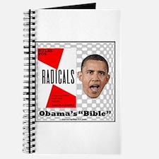 """Obama's Bible"" Journal"
