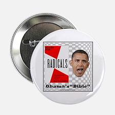 """Obama's Bible"" 2.25"" Button"
