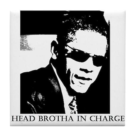 Obama Products (H.B.I.C.) Tile Coaster