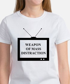 Weapon of Mass Distraction Tee