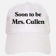 Soon to be Mrs. Cullen Baseball Baseball Cap