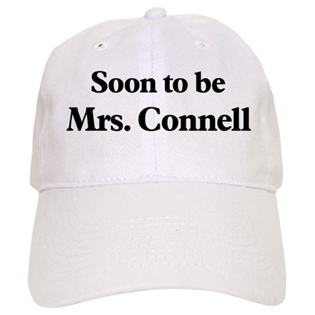 Soon to be Mrs. Connell Cap