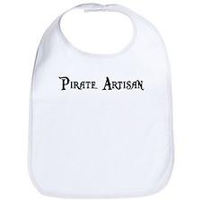 Pirate Artisan Bib