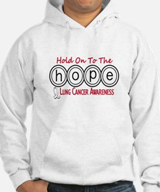 HOPE Lung Cancer 6 Hoodie