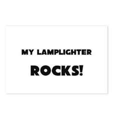 MY Lamplighter ROCKS! Postcards (Package of 8)