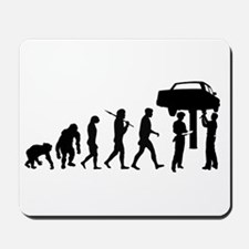 Auto Mechanic Mousepad