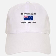 I'd rather be in New Zealand Hat