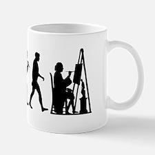 Artist Painter Fine Arts Mug