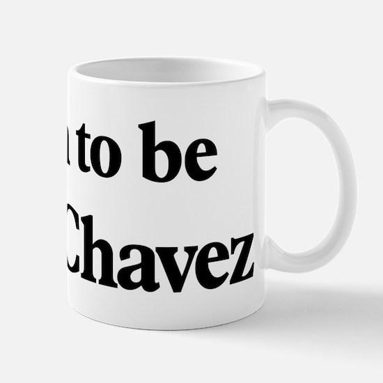 Soon to be Mrs. Chavez Mug