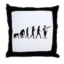 Opera Singers Gift Throw Pillow